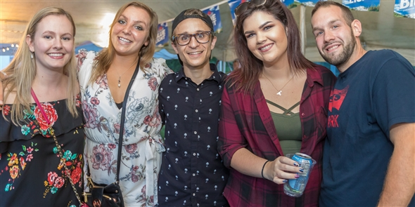 Smiles at Rock Autism Music Festival in Ellicottville