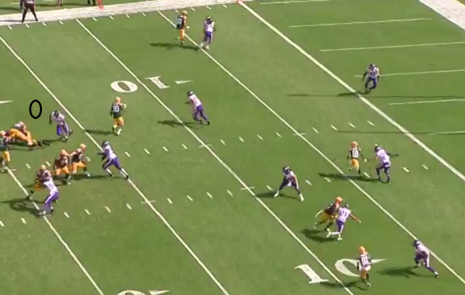 Play to Watch: Aaron Rodgers' back-shoulder fade