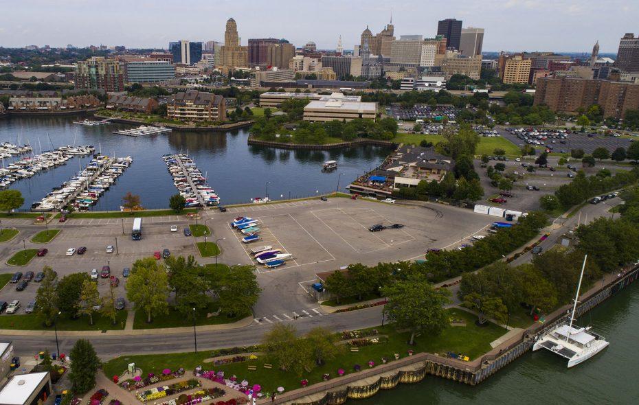 Erie Basin Marina. (Derek Gee/News file photo)