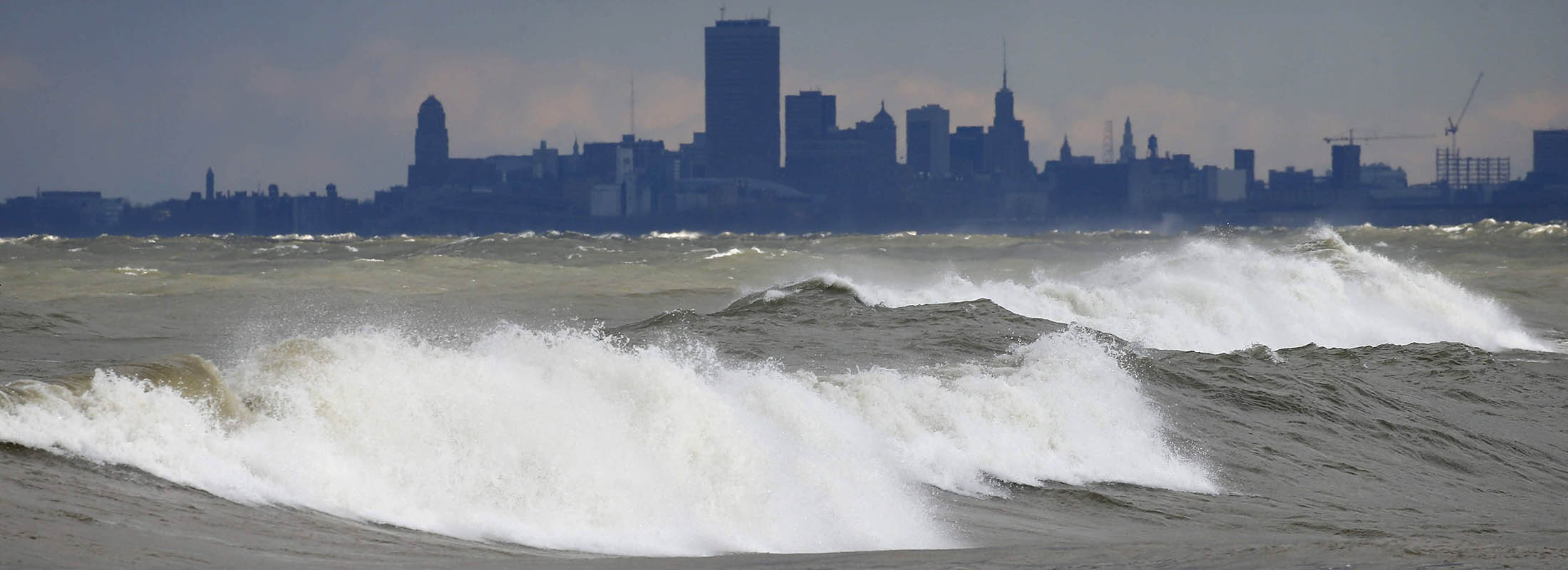 Predicting our weather isn't always easy. (Mark Mulville/News file photo)