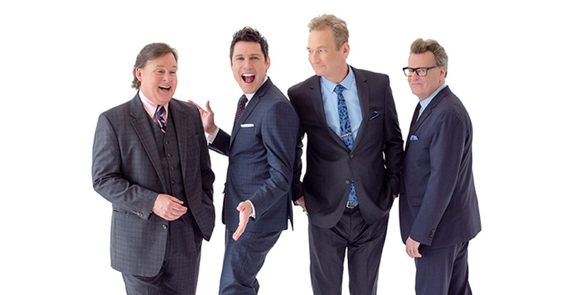 "'Whose Live Anyway,' coming to the University at Buffalo Center for the Arts, is the new show by the guys behind ""Who's Line Is It Anyway?'"