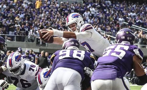 Biggest upset in Bills history: Buffalo 27, Minnesota 6