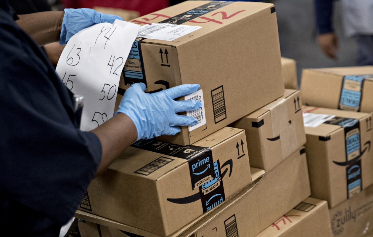 Amazon will step up its local hiring. (Bloomberg photo)