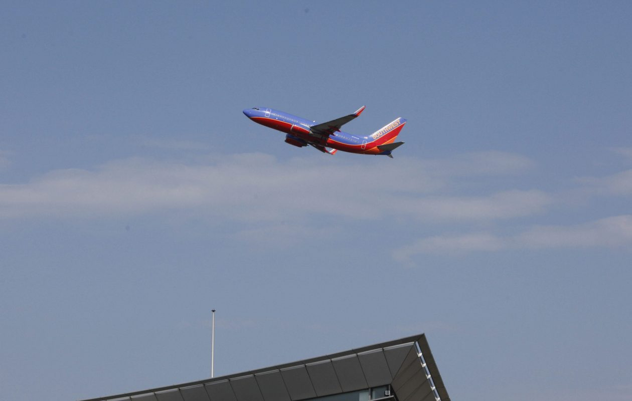 The Buffalo Niagara International Airport. (News file photo)