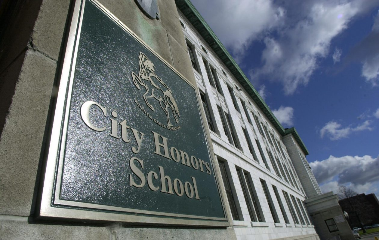 Despite an arbitrator's ruling, the dispute over teacher transfers at City Honors School could be far from over. (News file photo)