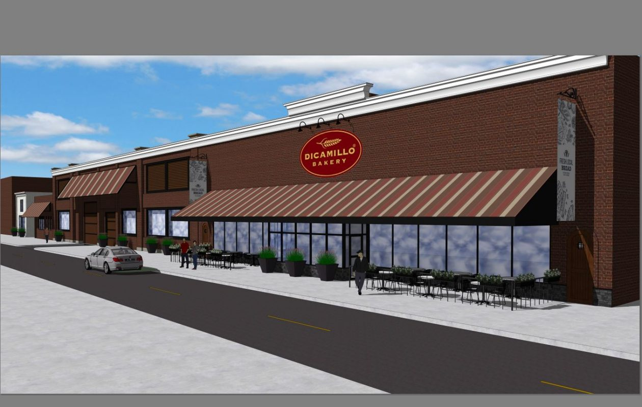DiCamillo's Bakery in Niagara Falls is planning an extensive facade project and store upgrade for its 100th anniversary. (DiCamillo's Bakery)