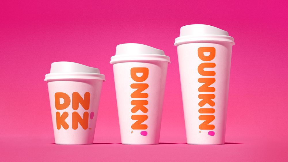 New packaging will accompany the Dunkin' branding. (Contributed photo)
