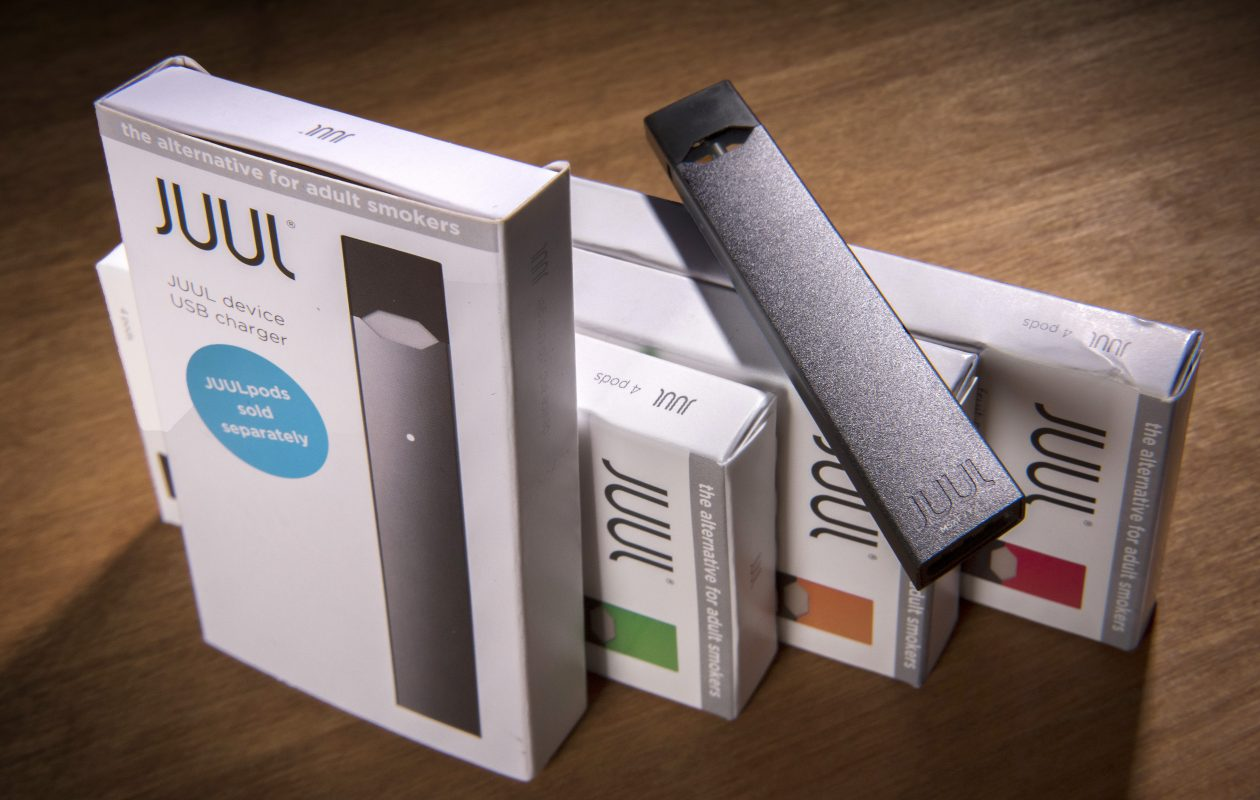 Juul Labs is one of five e-cigarette manufacturers that must submit plans to federal regulators detailing ways to sharply curb sales to underage consumers. (Washington Post)
