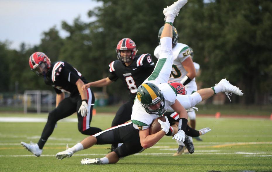 Excelsior Orthopaedics and Sports Medicine has started a game and practice recovery workshop for high school athletes. (Harry Scull Jr./News file photo)