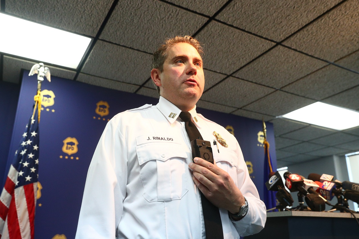 Problems still seen in Buffalo police body-camera policies