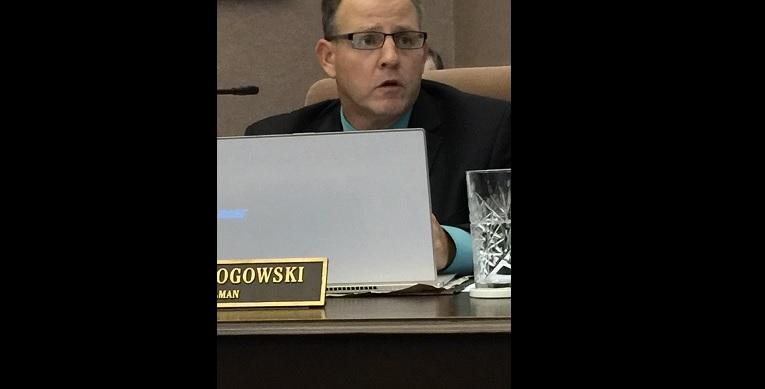 Cheektowaga Councilman James Rogowski