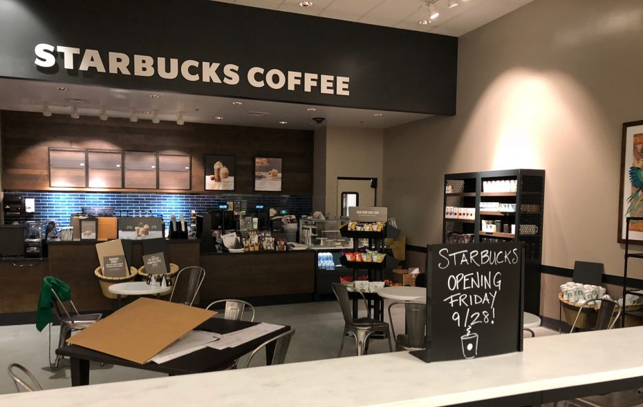 New Starbucks opens today at North Buffalo Target – The