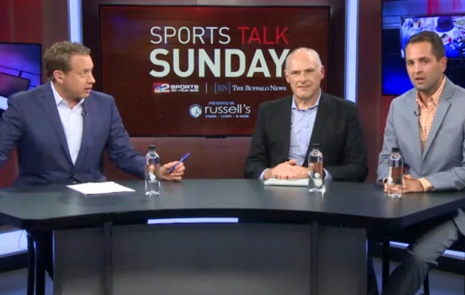 Sports Talk Sunday Preview: Carucci, Skurski discuss Bills vs. Ravens opening matchup