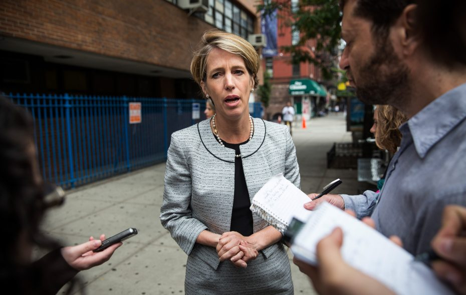 During her 2014 run for governor, Zephyr Teachout predicted the corruption scandals that have engulfed Albany. Now she is running for attorney general to clean up state government. (Getty Images)