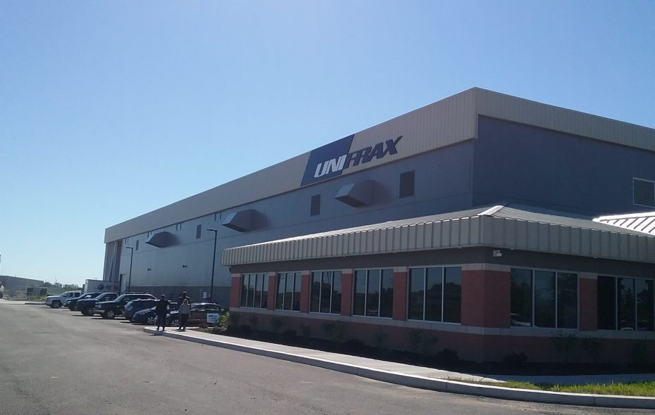 Unifrax could lose some of its property tax  breaks for falling short of its job promises. (Matt Glynn/Buffalo News)