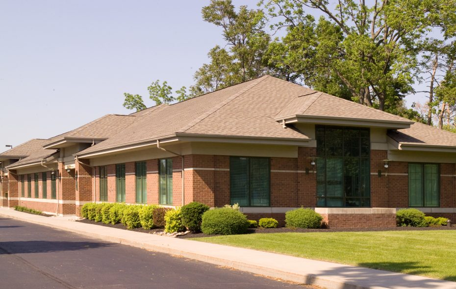 Uniland Development Co. sold this Amherst office building to a Buffalo investor.