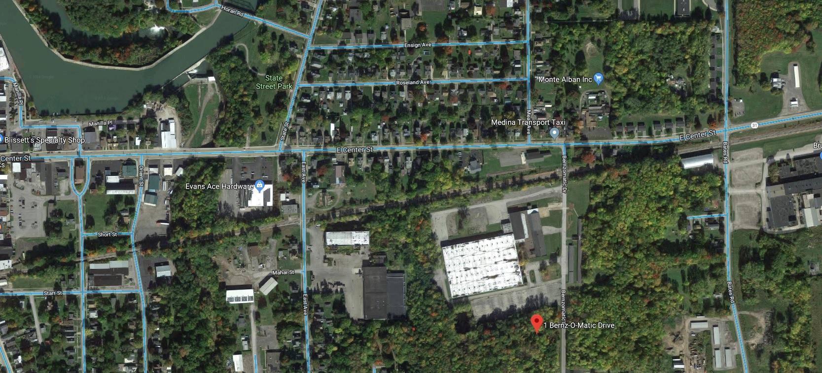 Middleport businessman buys Medina manufacturing facility