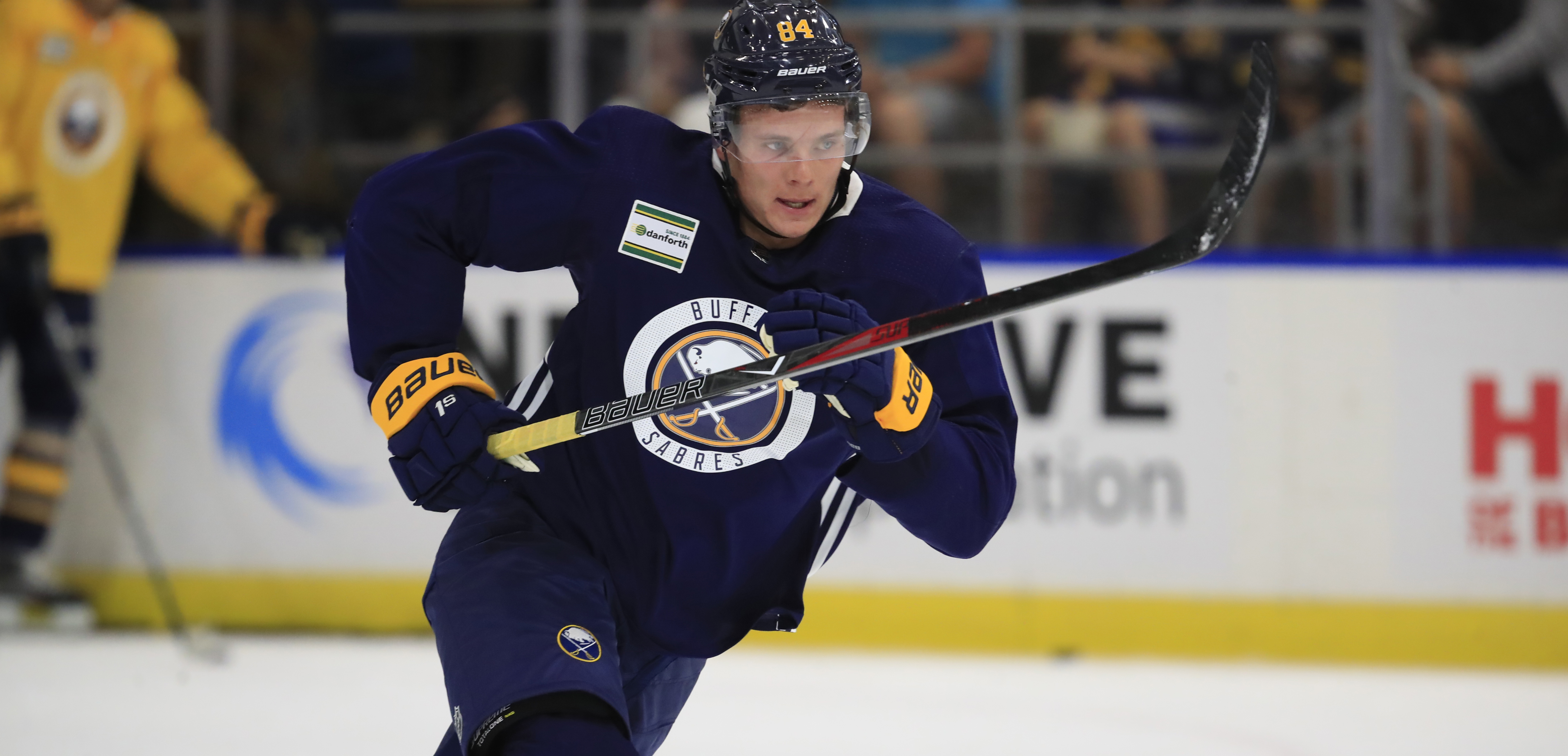 Sabres prospect Victor Olofsson glad he waited to come to North America