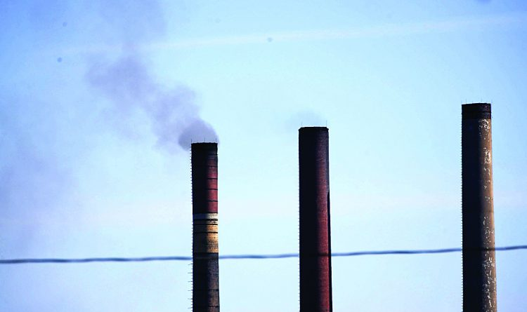 The Tonawanda Coke facility on River Road shut down for good in October. (Derek Gee/News file photo)