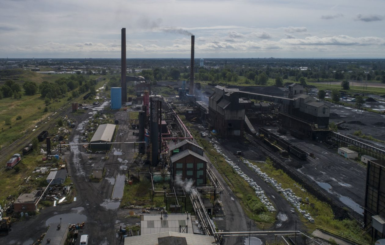 Tonawanda Coke has in recent months borrowed the money needed for its court-ordered payments from Honeywell International. The loans, secured by the Tonawanda Coke property, ended this fall. (Derek Gee/News file photo)