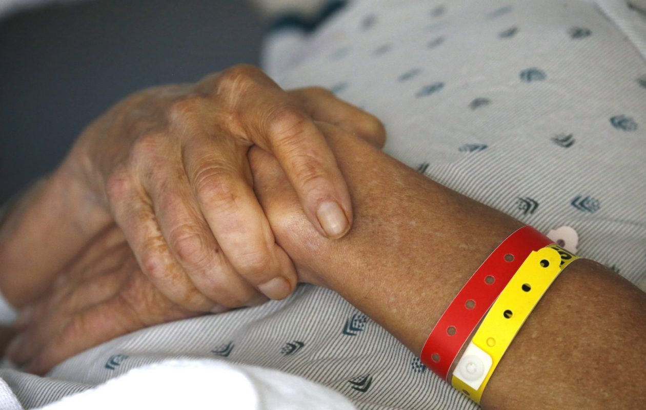 Rather than imposing strict staffing standards on nursing homes, New York should identify those whose residents are at risk and pressure them to improve. (Robert Kirkham/Buffalo News)