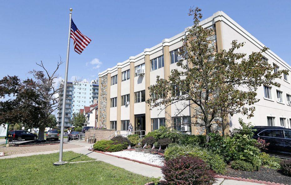 Emerald South nursing home on Delaware Avenue. (Robert Kirkham/News file photo)