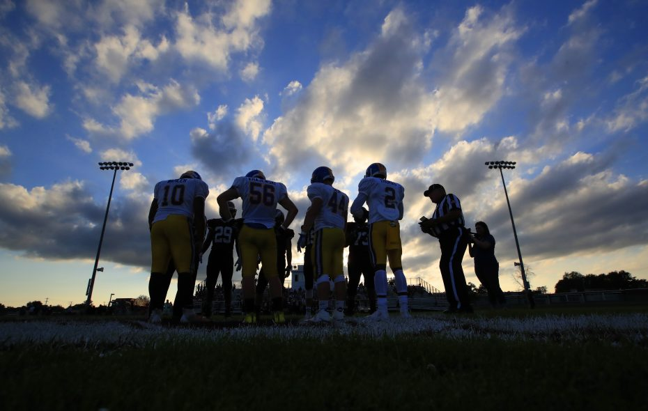 """""""Any time we can give kids more opportunities to participate, we're gaining momentum,"""" said Robert Zayas, executive director of the New York State Public High School Athletic Association. (Harry Scull Jr./News file photo)"""