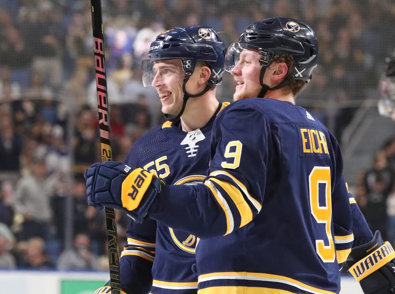 Rasmus Ristolainen declines to say whether he requested trade from Sabres