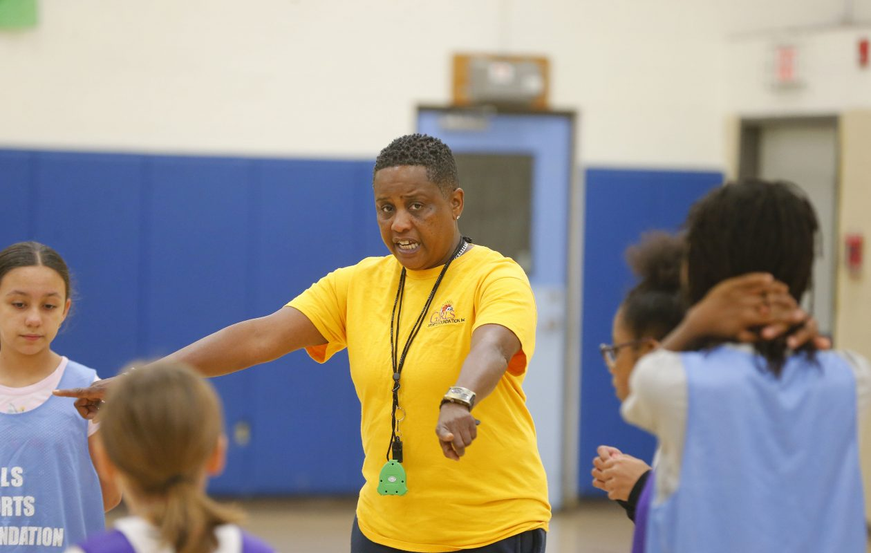 Cecelie Owens runs the GIRLS Sports Foundation. (Mark Mulville/News file photo)