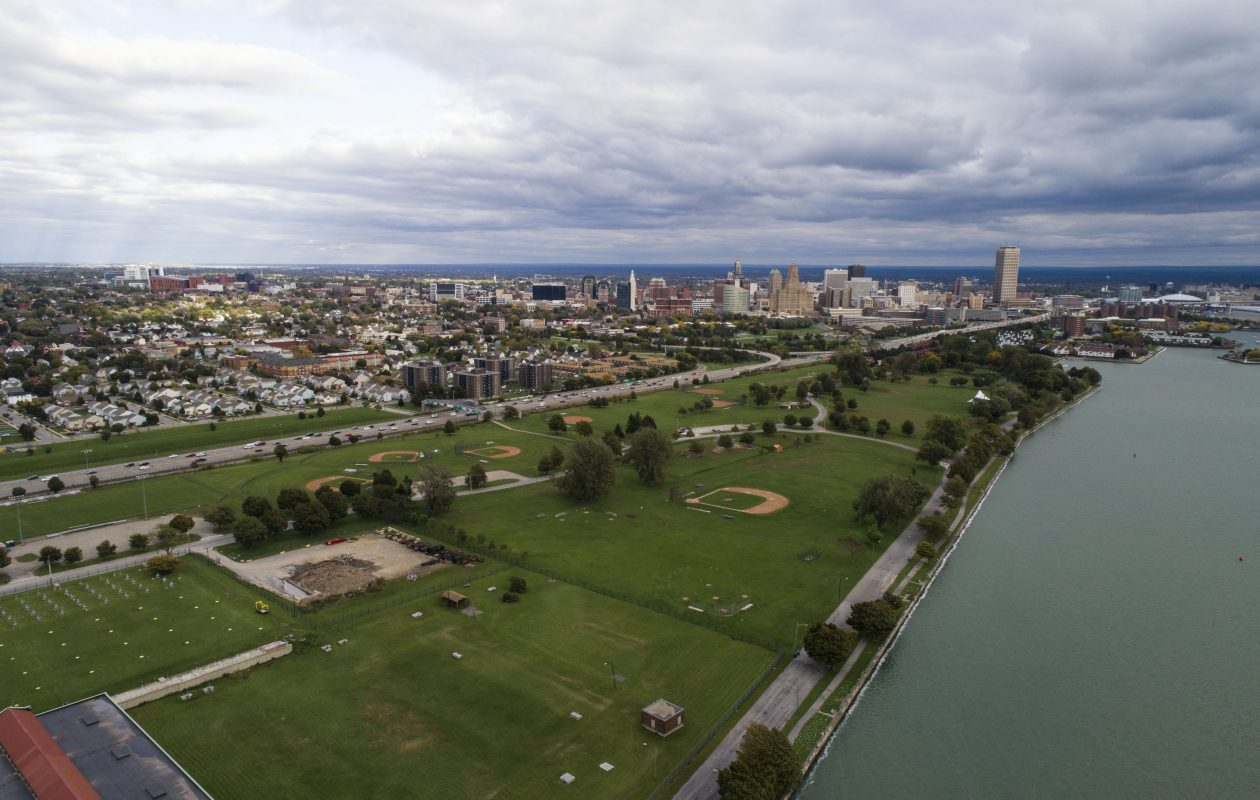 Some of the $2.8 million in grant money will go toward work at LaSalle Park. (Derek Gee/News file photo)