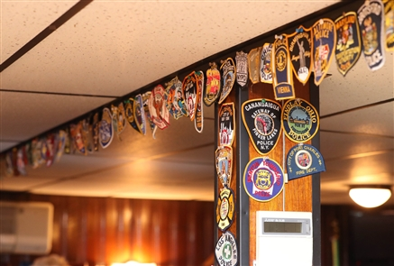 Squire's Tap Room: Bar feature
