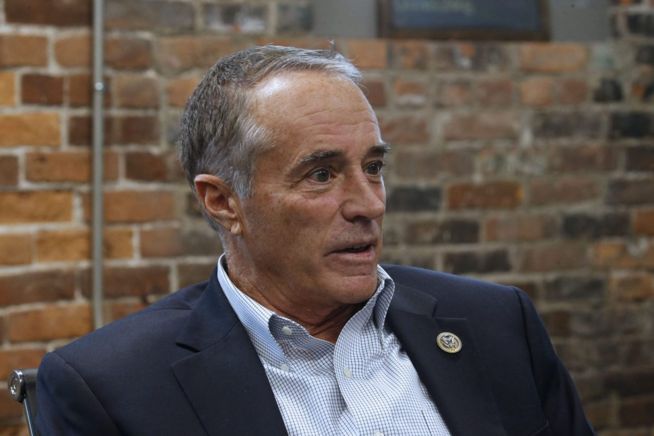New rules mean Chris Collins could serve for more than a year without the ability to work on legislation through a committee. (Robert Kirkham/Buffalo News)