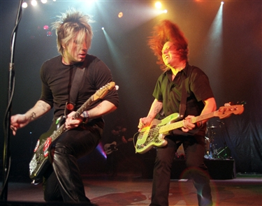 Goo Goo Dolls through the years