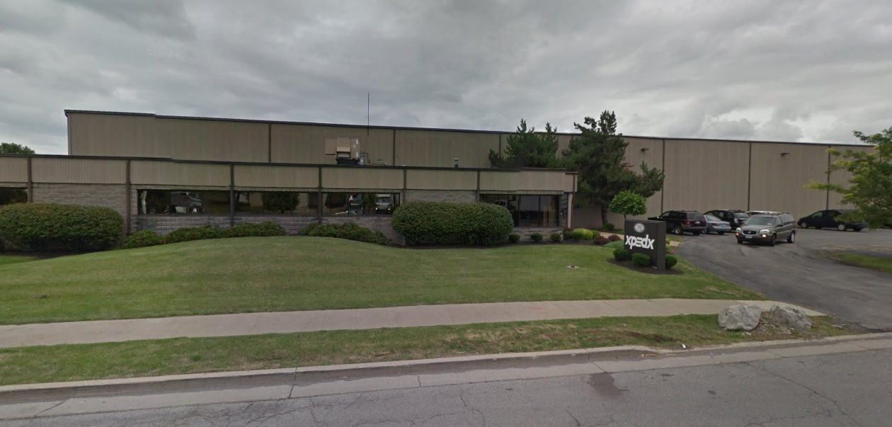 A Long Island company bought the former Xpedx warehouse on Allied Drive. (Google Maps)