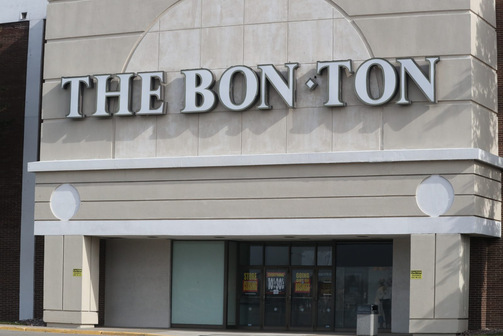 New lease on life for former bon ton store in lockport for Craft stores buffalo ny