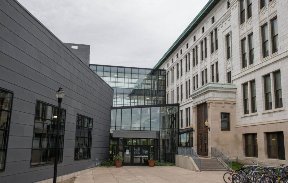 City Honors School was among those renovated in the $1.3 billion project that sparked a legal fight between the district and its developer. (News file photo)