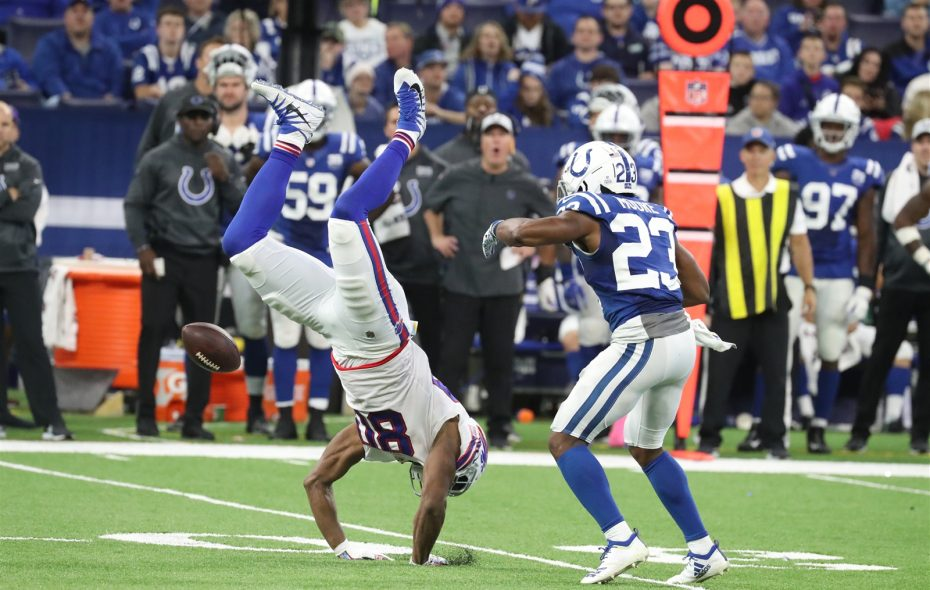 Jason Croom and the other tight ends have produced little for the Buffalo Bills. (James P. McCoy/News file photo)