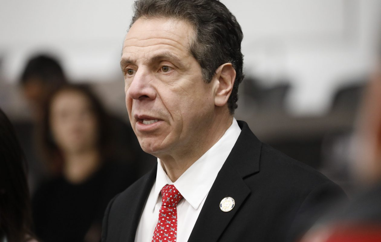 Gov. Andrew M. Cuomo's  salary, now at $179,000, will increase to $200,000, retroactive to Jan. 1. He'll get another hike next year before it reaches $250,000 on Jan. 1, 2021. (Derek Gee/News file photo)