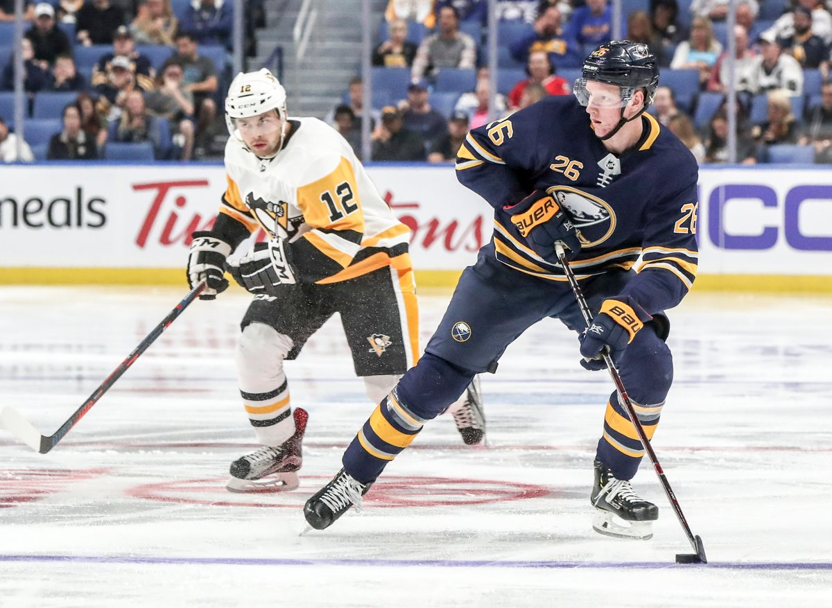 Get your dose of Rasmus Dahlin coverage with a trip through the archives