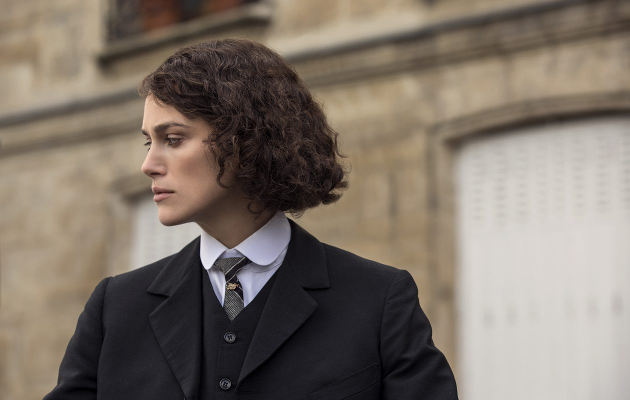 Keira Knightley is exceptional in the title of 'Colette.'  (Robert Viglasky/Bleecker Street)