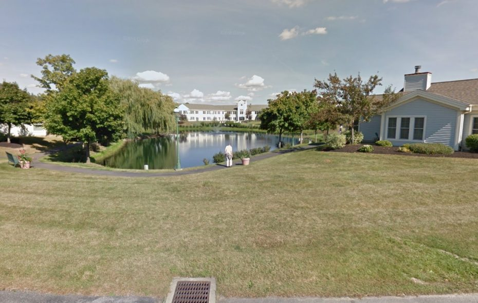 Apollo Global Management acquired the former Brookdale Orchard Glen independent-living community, which is now managed by Eclipse Senior Living as Embark at Orchard Glen. (Google Maps)