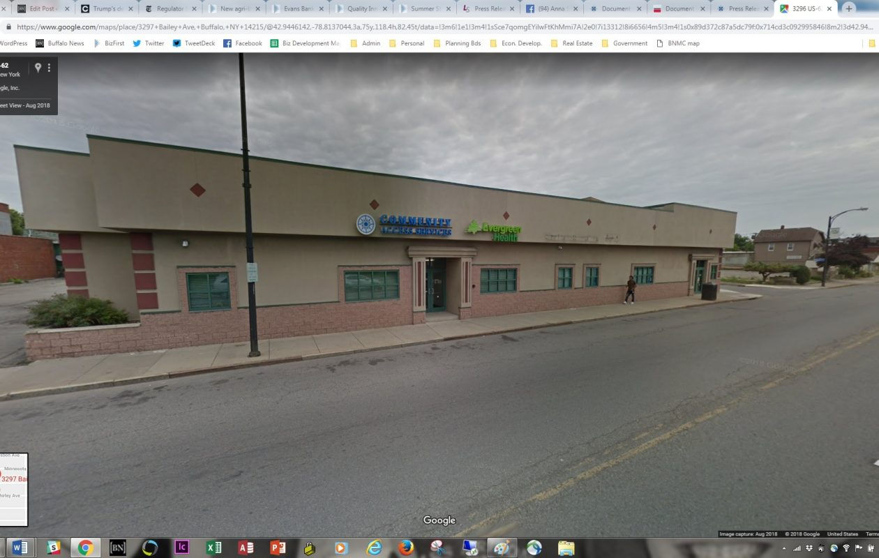 Evergreen Health's subsidiary  has opened a new location on Bailey to serve the local community. (Google)