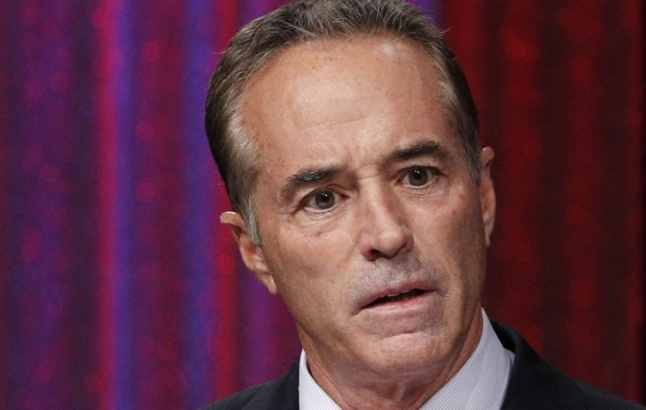 Former Rep. Chris Collins. (Harry Scull Jr./News file photo)