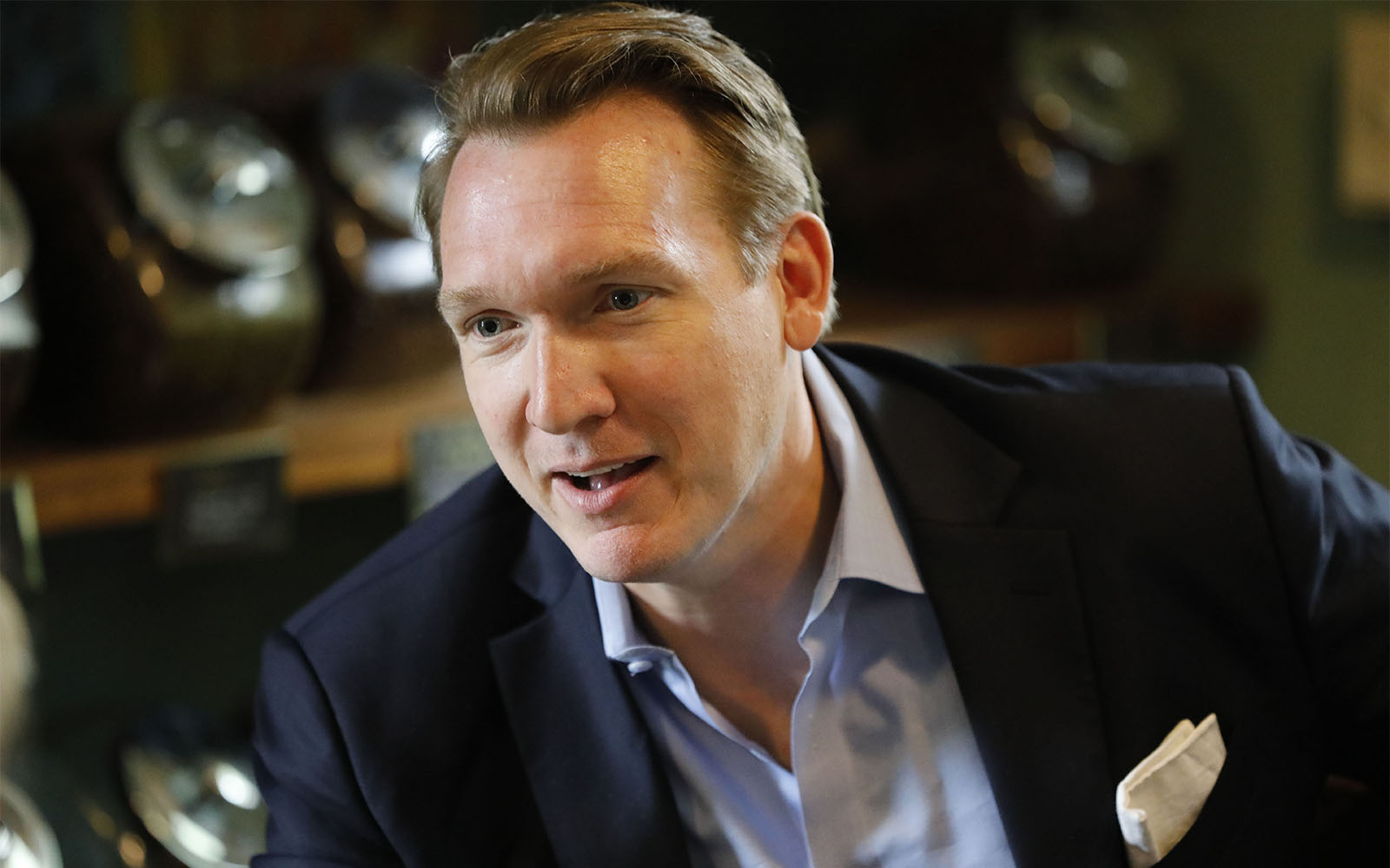 'This is not a time to play it safe': Nate McMurray plans second bid for Congress