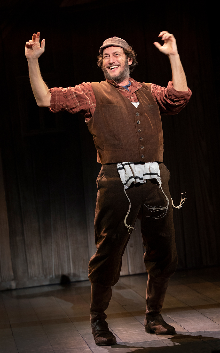 Anthony Chase Timeless Fiddler On The Roof Is Worth A