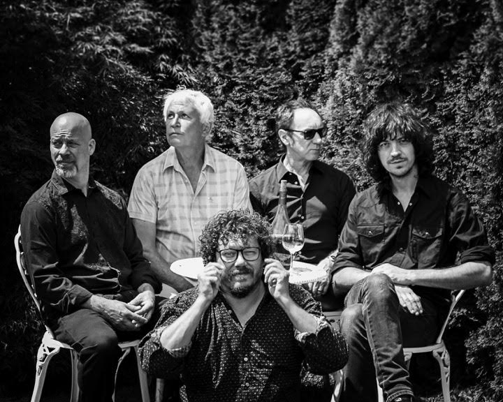 Indie-rock cult icons Guided by Voices play Asbury Hall @ Babeville on Oct. 26.