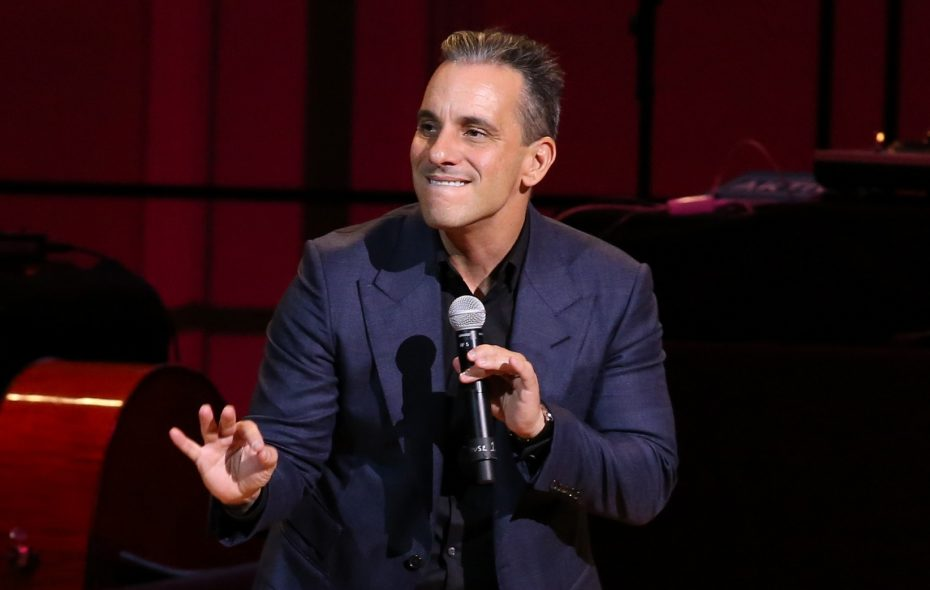 Sebastian Maniscalco, pictured performing in Carnegie Hall this year, has scheduled a fourth Buffalo show. (Bennett Raglin/Getty Images)