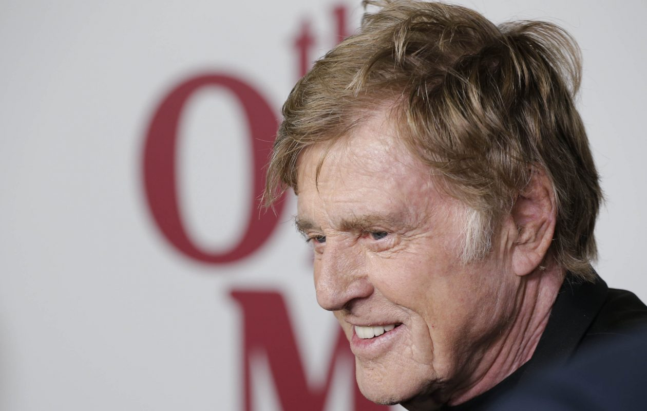Robert Redford, who said his last film will be 'Old The Man & A Gun,' is an actor of integrity. (Getty Image)