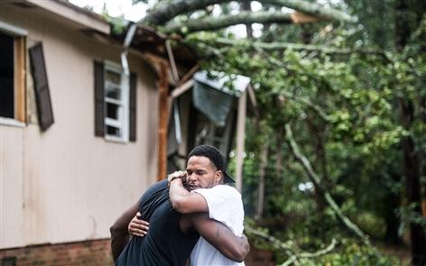 Hurricane Michael is an