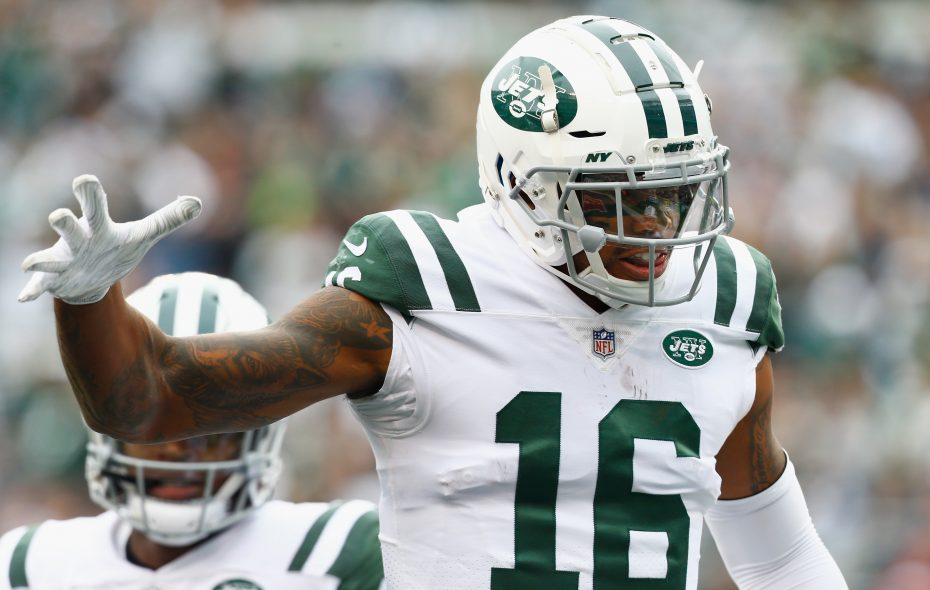 Former Jets wide receiver Terrelle Pryor. (Getty Images)